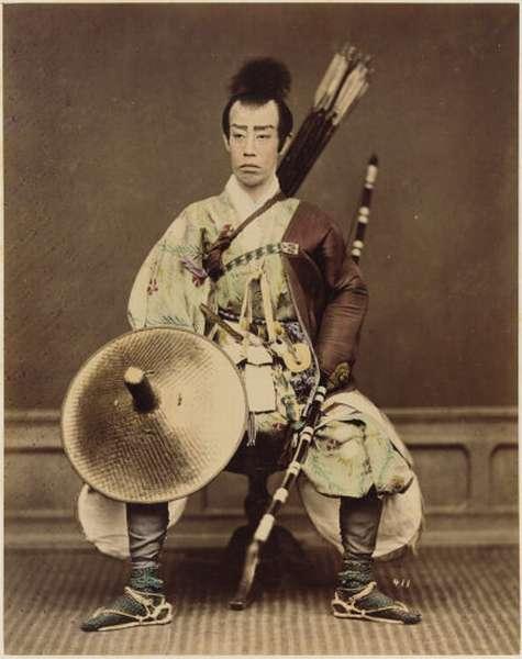 изображение самурая