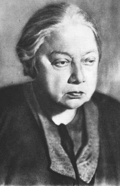 Крупская Надежда Константиновна (биография)