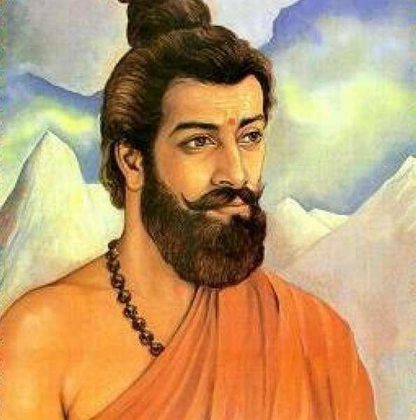 мудрец в Индии
