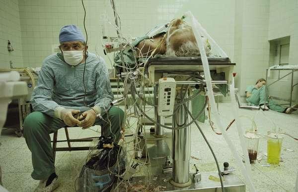 У многих врачей ненормированный рабочий день