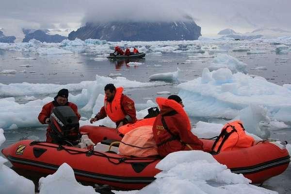 Чешские ученые испытают новую технику в Антарктиде | Радио Прага