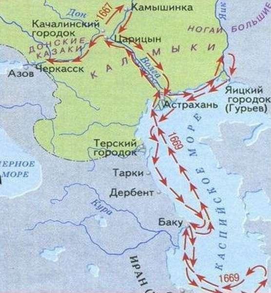 Восстание Степана Разина кратко причины и итоги
