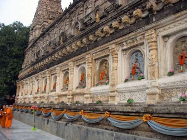 украшение храма, будды