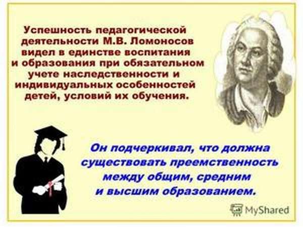 Кончина Михайло Ломоносова