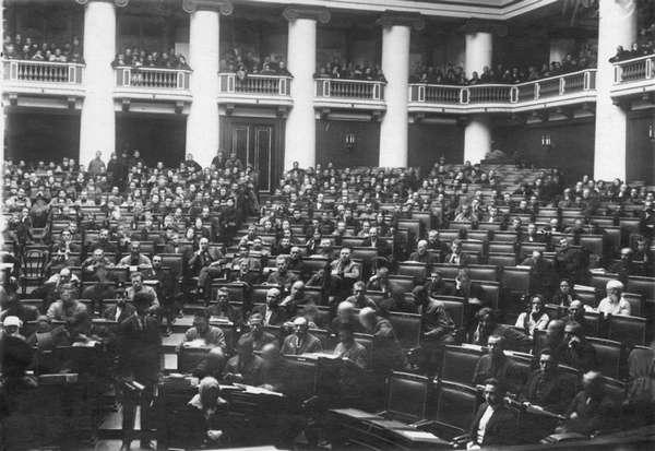 Политические партии в России начала 20 века (таблица)