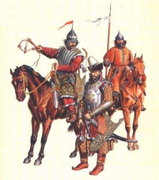 Военная реформа Ивана 4