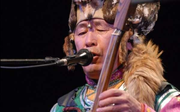 певец тувинский