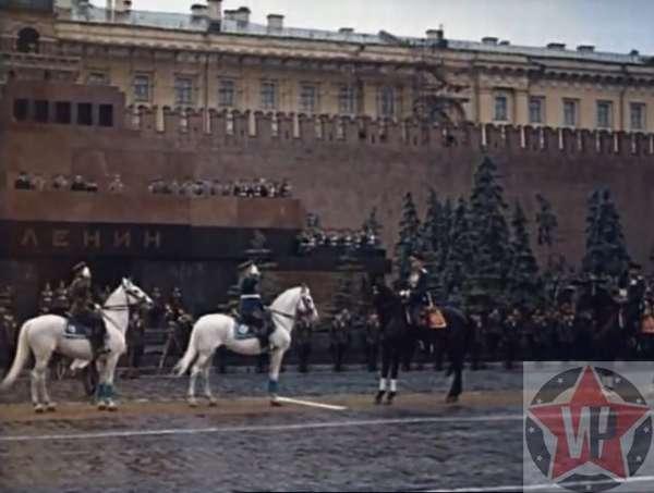 Маршалы Рокоссовский и Жуков, 1945 год