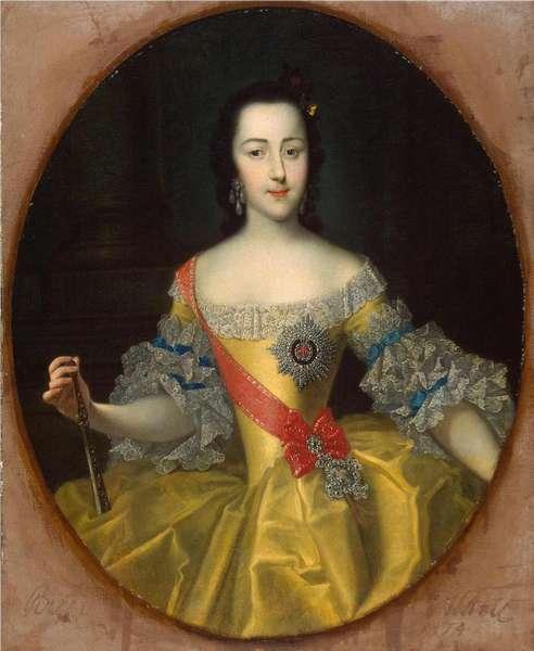 Екатерина 2 (биография)