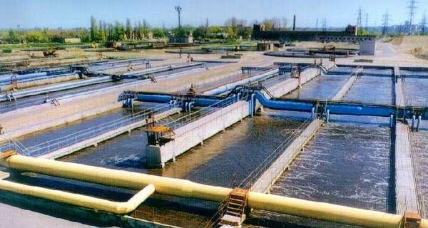 Биологическая очистка сточных вод от бытовых загрязнений: сооружения