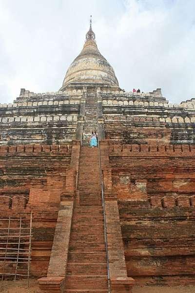 буддийское сооружение