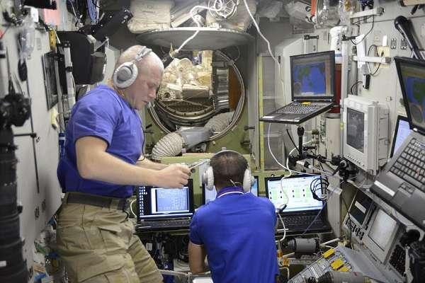 МКС (международная космическая станция) сводная информация