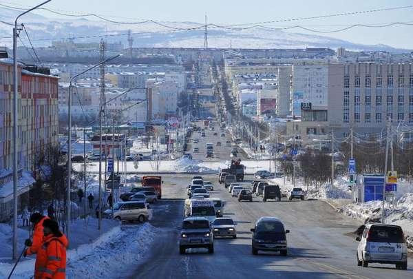 Магадан – все о городе с фото и видео