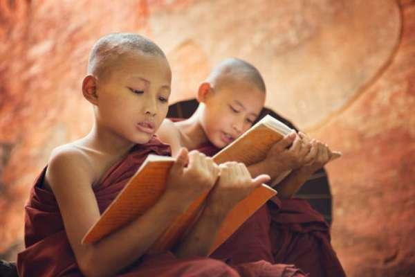 мальчики монахи