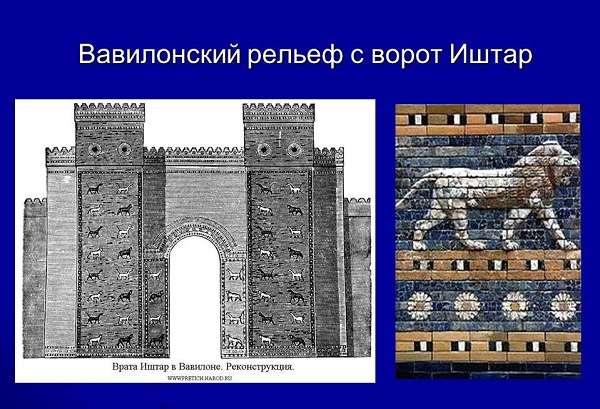 Вавилонские ворота