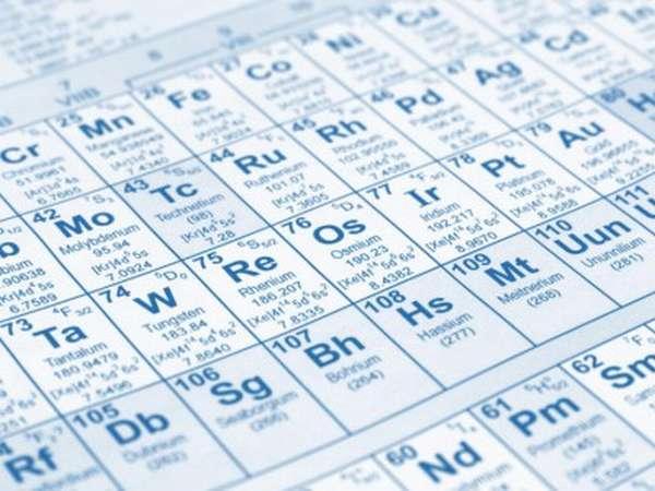Свойства элементов из группы металлов: как определить валентность по таблице Менделеева