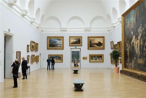 Галерея Кунстхалле в Гамбурге и что значит «Прозрачный музей ...