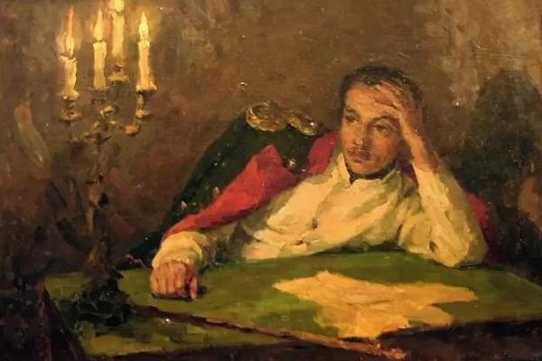 Лермонтов М. Ю. краткая биография поэта