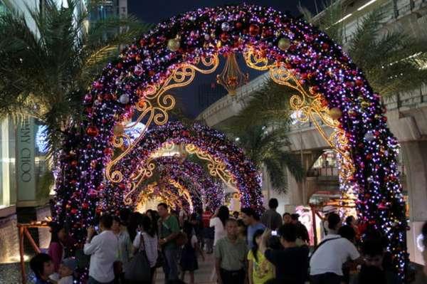 украшение в Бангкоке