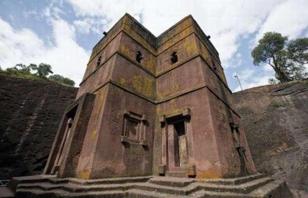 древние постройки в Азии