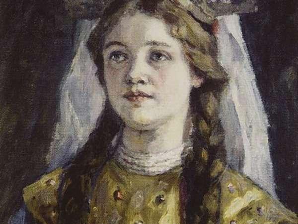 Анна Васильчикова
