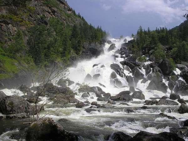 Водопады России: пятерка самых-самых - Библиотека туриста | RestBee.ru