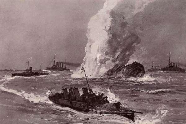 Русско-Японская война 1904 1905 гг