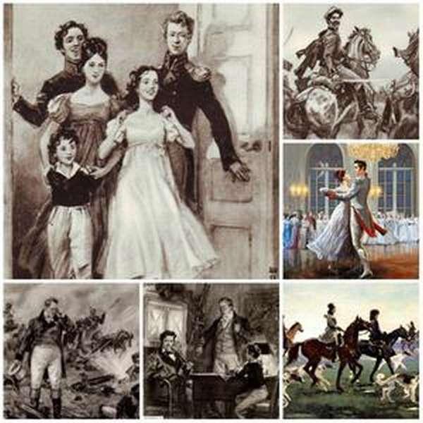 Систематизация персонажей Льва Толстого