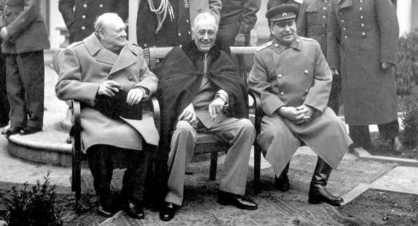 Внешняя и внутренняя политика Сталина