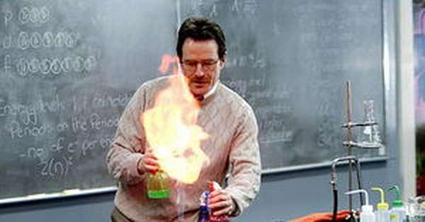 Преподаватель химии-описание
