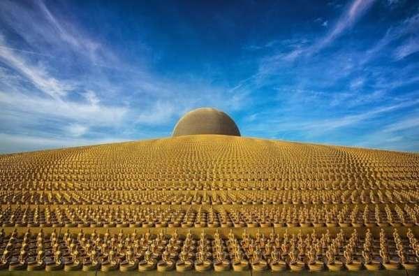 Миллион Будд
