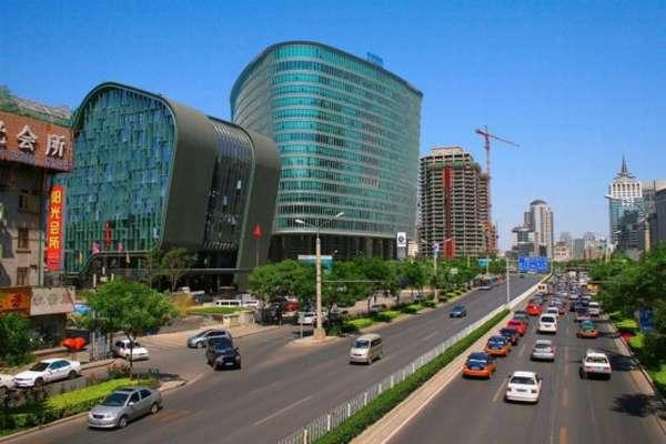 столица КНР