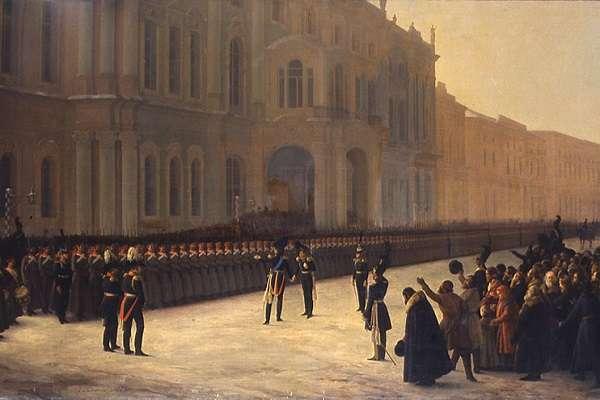 Восстание декабристов 1825 года причины, цели и значение движения