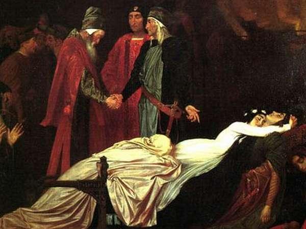 Печальная история любви - Ромео и Джульетта: краткое содержание