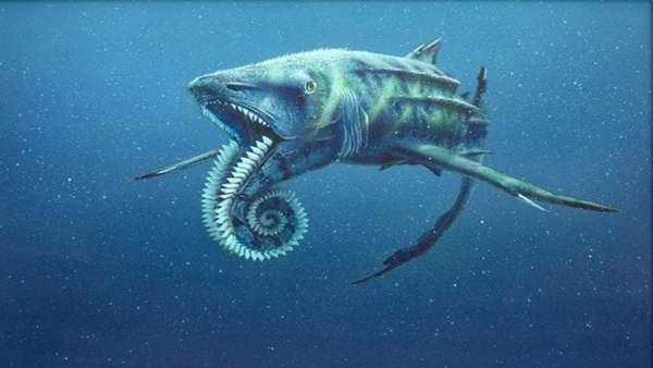 Самые опасные животные океана.Морские глубины. Документальный фильм ...