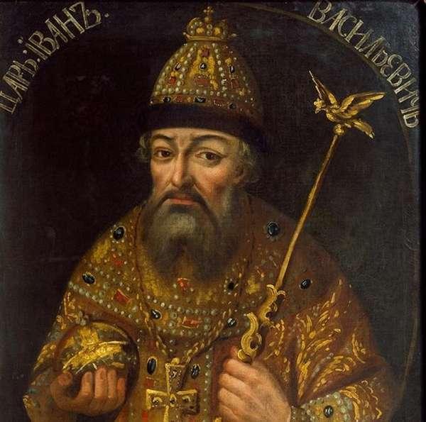 Царь Иван IV Грозный (биография)
