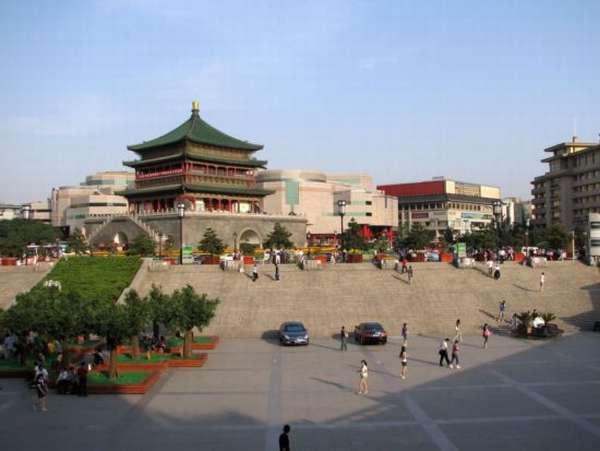 Город Сиань