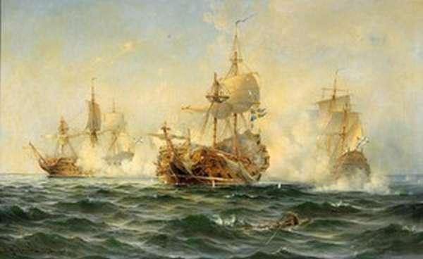 Северная война 1700 1721 гг