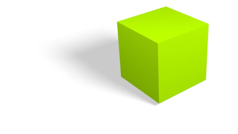 Трехмерный куб