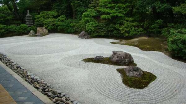 медитативный сад