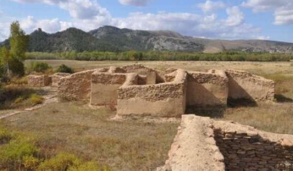 древний дворец