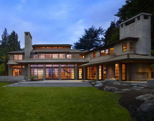 Современный японский дом