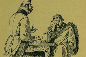 «Дикий помещик» краткое содержание и анализ сказки М. Салтыкова-Щедрина