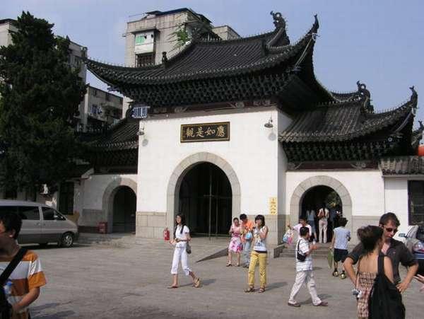 Храм в Китае