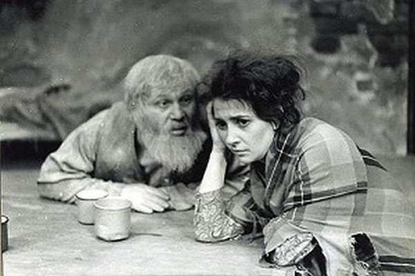Образ Луки в пьесе Горького «На дне»