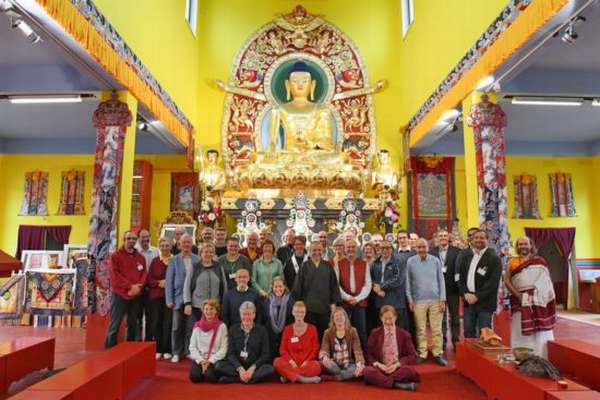 буддизм в Европе