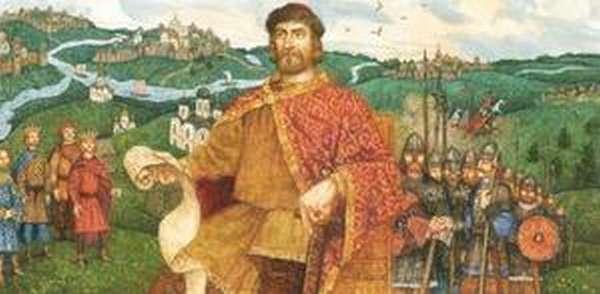 Киев при правлении Ярослава Мудрого