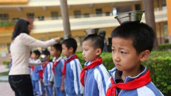 дети в КНР