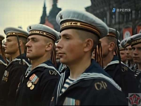 Парад Победы в российской истории