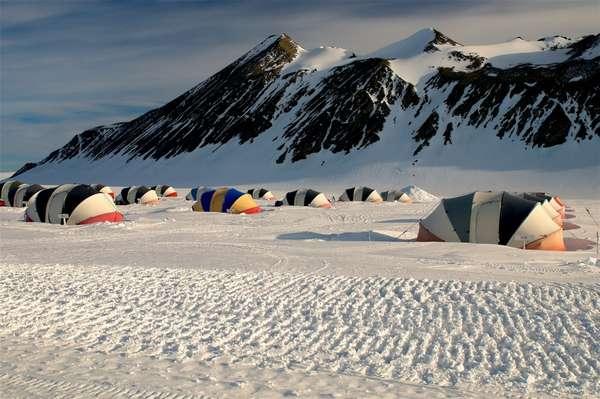 Union Glacier Camp - Icetrek Polar Expeditions